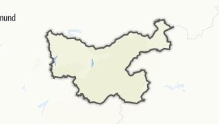 Karte / Hochsauerlandkreis