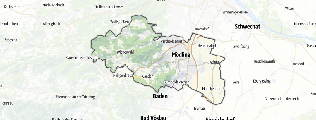 מפה / נוף במודלינג