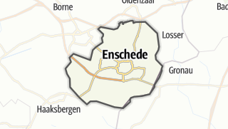 Map / Enschede