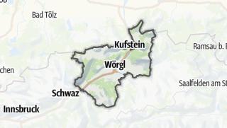 Karte / Kufstein