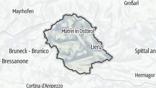 Karte / Lienz