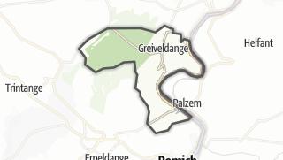 Mapa / Stadtbredimus