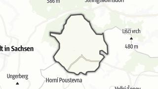 Karte / Lobendava