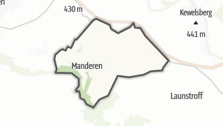 Mapa / Manderen