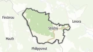 מפה / Stražný