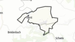 Mapa / Walschbronn