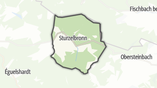 Mapa / Sturzelbronn