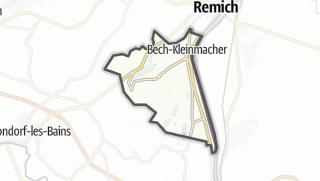 Mapa / Wellenstein