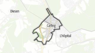 Mapa / Carling