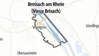 Mapa / Vogelgrun