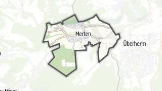 Mapa / Merten