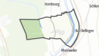 Cartina / Petit-Landau