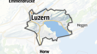 מפה / Luzern