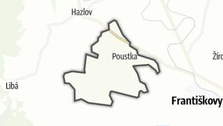 Karte / Poustka