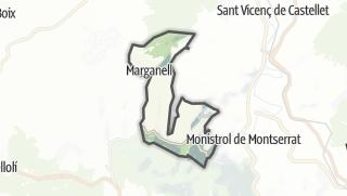地图 / Marganell