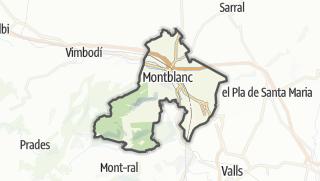 地图 / Montblanc