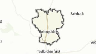 地图 / Hohenpolding