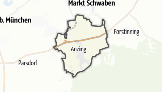 Cartina / Anzing