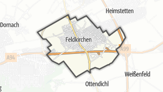 Karte / Feldkirchen