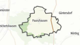 Cartina / Paunzhausen
