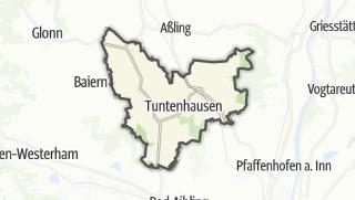 Karte / Tuntenhausen