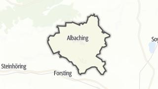 Karte / Albaching