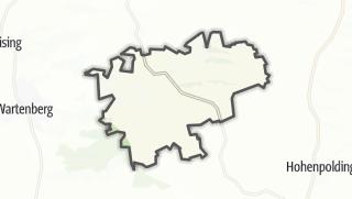 地图 / Kirchberg