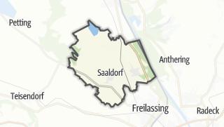 Carte / Saaldorf-Surheim