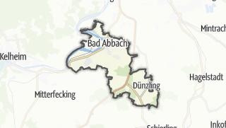 Mapa / Bad Abbach