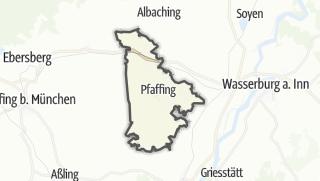 Karte / Pfaffing