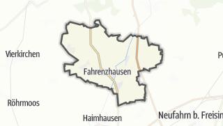 Cartina / Fahrenzhausen