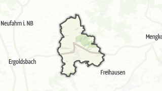 Carte / Bayerbach bei Ergoldsbach