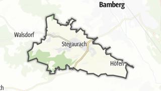 Carte / Stegaurach