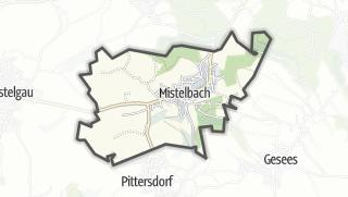 Cartina / Mistelbach