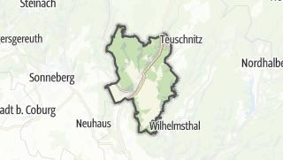 Mapa / Pressig