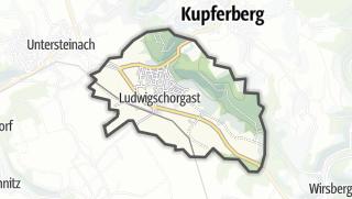 Cartina / Ludwigschorgast