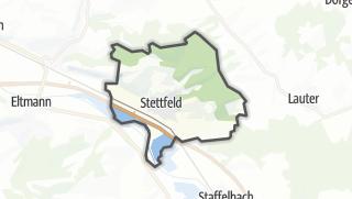 Mapa / Stettfeld