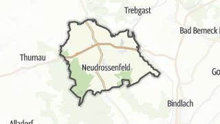 Cartina / Neudrossenfeld