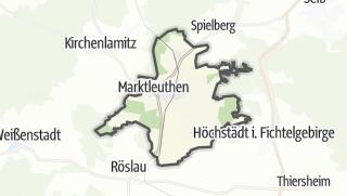 מפה / Marktleuthen