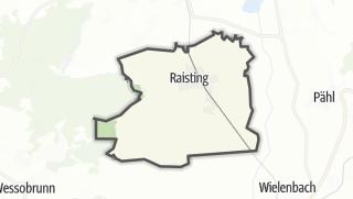 Karte / Raisting