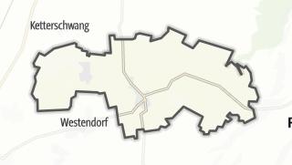 Map / Oberostendorf