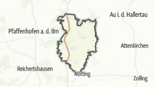 מפה / Schweitenkirchen
