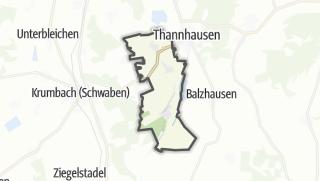 Cartina / Ursberg