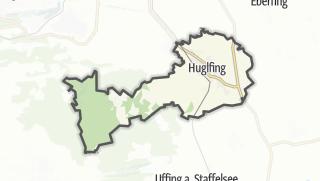 Karte / Huglfing