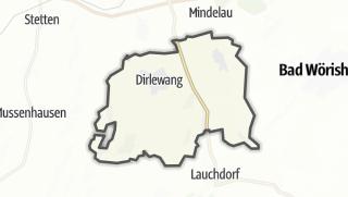 Map / Dirlewang