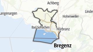 Map / Lindau (Bodensee)