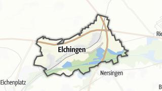Karte / Elchingen