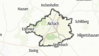 地图 / Aichach