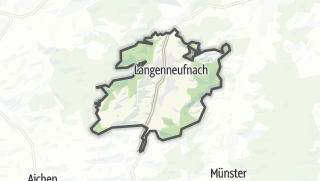 Map / Langenneufnach