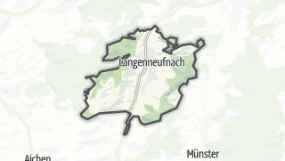 Cartina / Langenneufnach